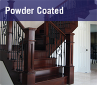 Learn more about our Powder Coated Products