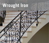 Learn more about our Wrought Iron Products