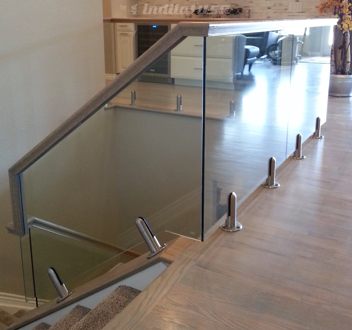 Stainless Steel from Denver Glass