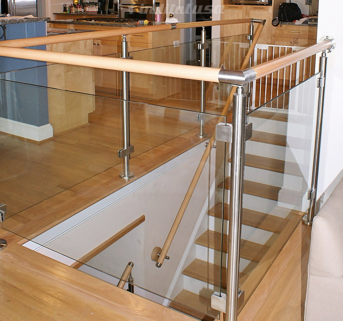Stainless Steel from Vision Stairways