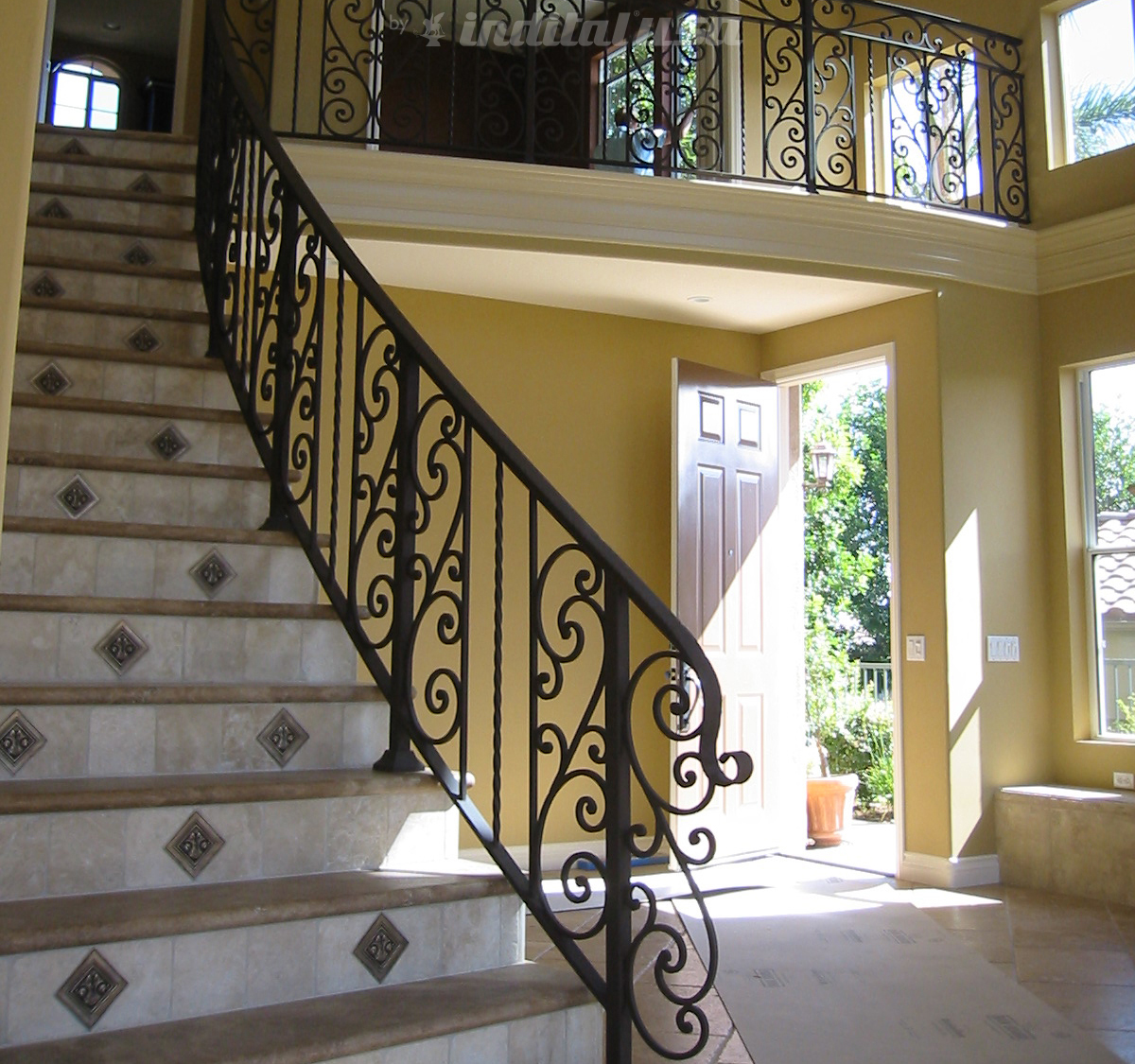Indital Forged Wrought Iron