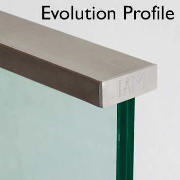Introducing the Evolution Profile Railing