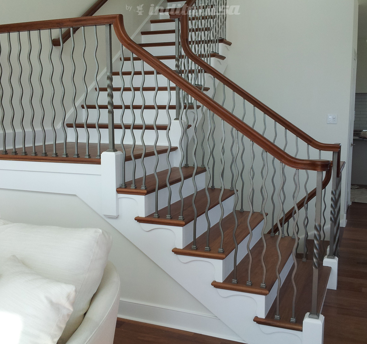 decorative wrought iron indoor stair railings decorative.htm customer gallery indital usa  customer gallery indital usa
