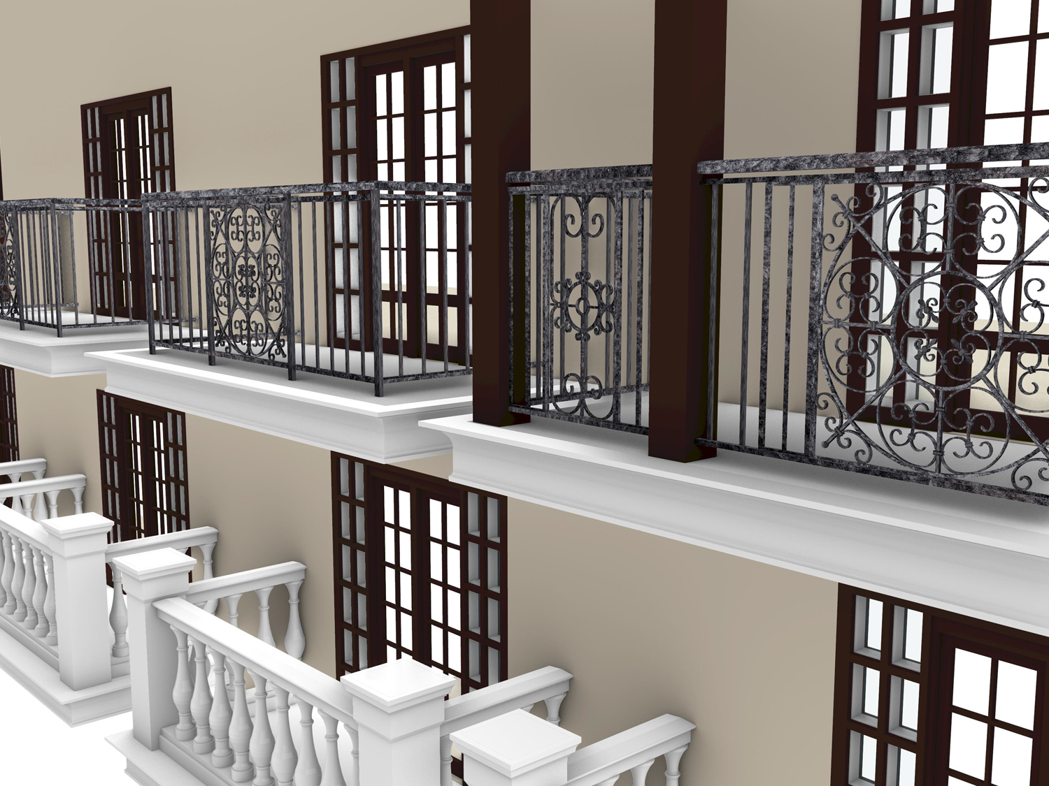 Wrought Iron from Staircrafters Supply