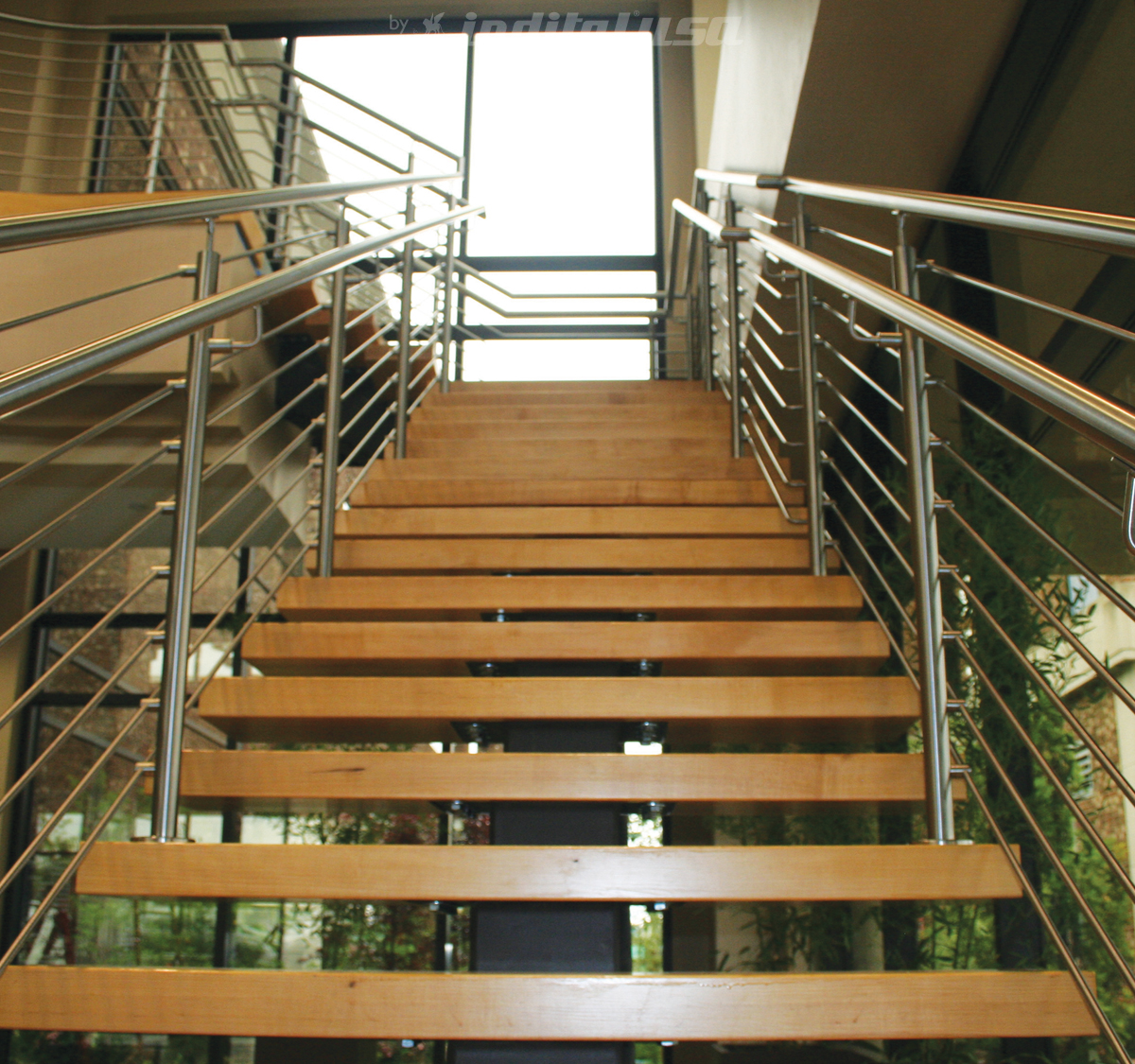 Indital Stainless Steel Railing Systems